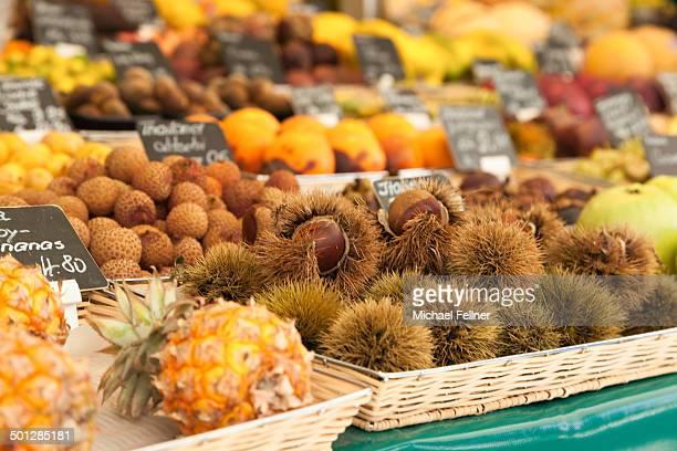 Fruits on Viktualienmarkt - Munich