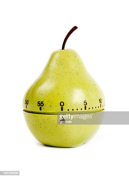 Fruity egg timer