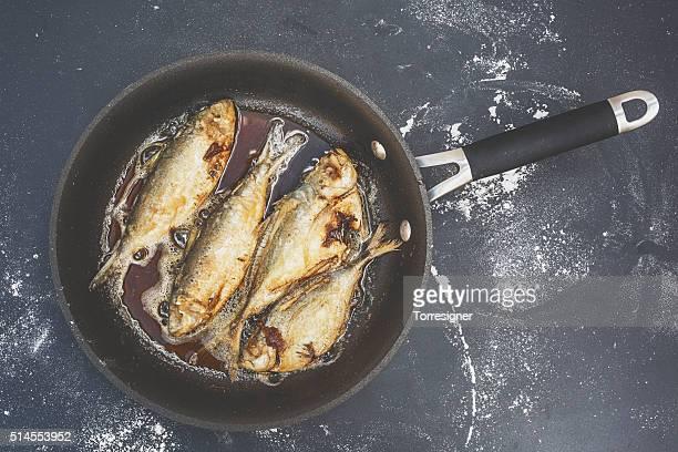 Friture des Sardine