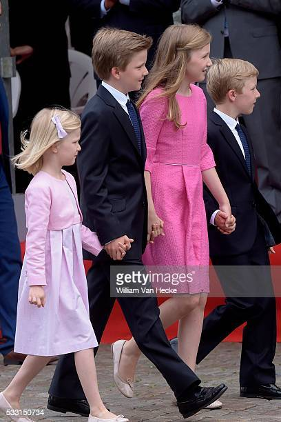 famille royale royal family royals foto e immagini stock getty images. Black Bedroom Furniture Sets. Home Design Ideas