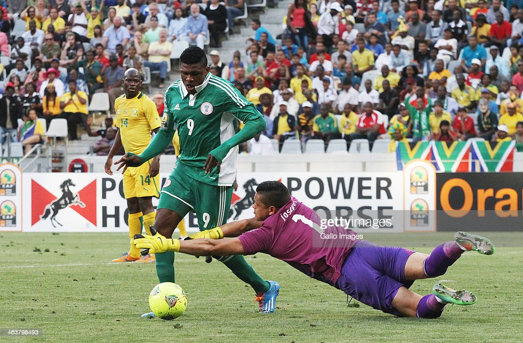 South Africa v Nigeria - 2014 African Nations Championship