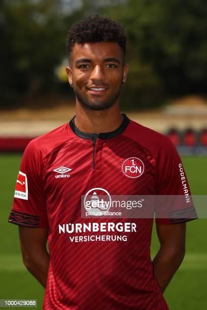 Fototermin 1 FC Nürnberg für die Saison 2018/19 am in Nürnberg Bayern Timothy Tillman Spieler beim 1 FC Nürnberg Photo Daniel Karmann/dpa WICHTIGER...