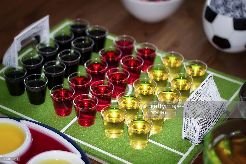 Fussball Party Deko Stock Photo Getty Images