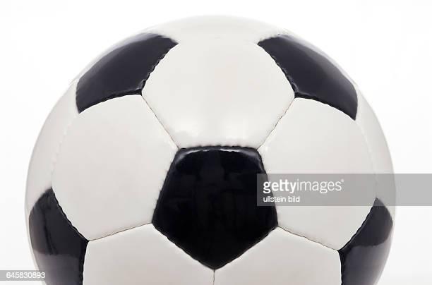 Fußball schwarzweiß schwarzweißer Fußbälle Fussball Fussbälle Ball Bälle FußballEM FußballWM Europameisterschaft Weltmeisterschaft FussballWM...