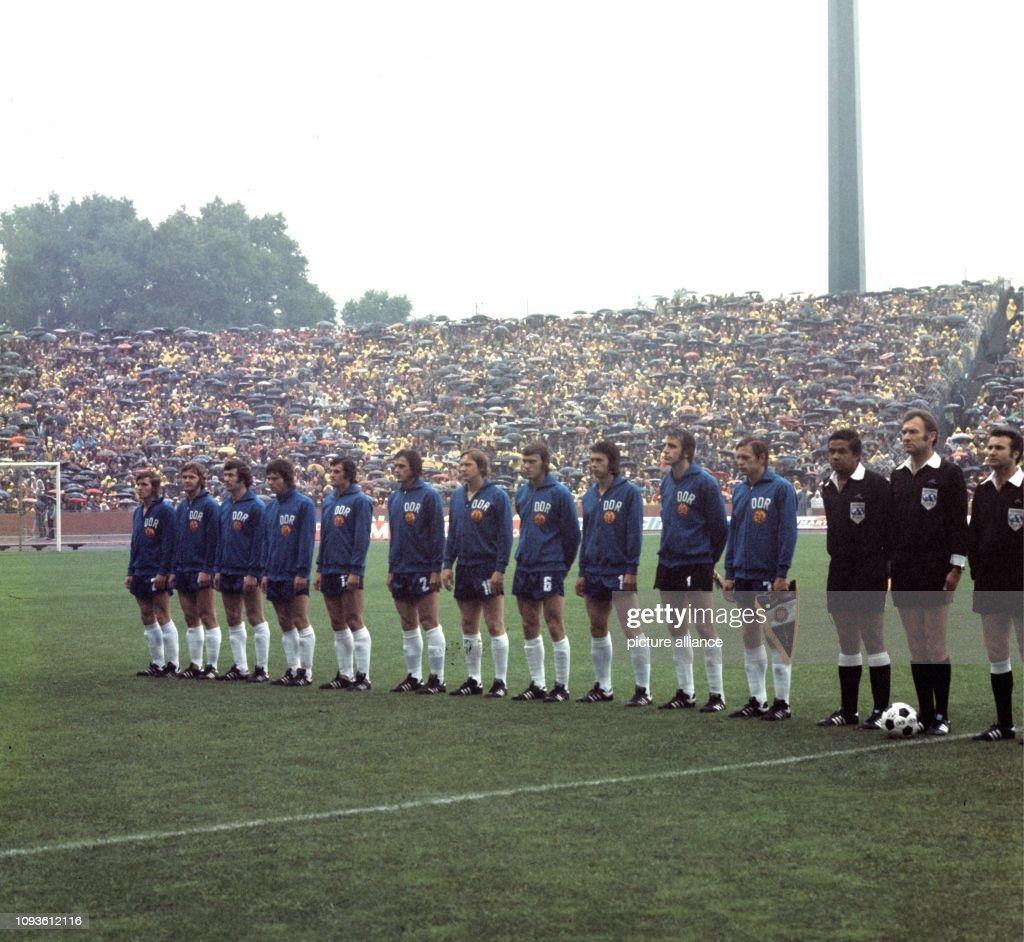X Fussball Weltmeisterschaft 1974 In Deutschland 2