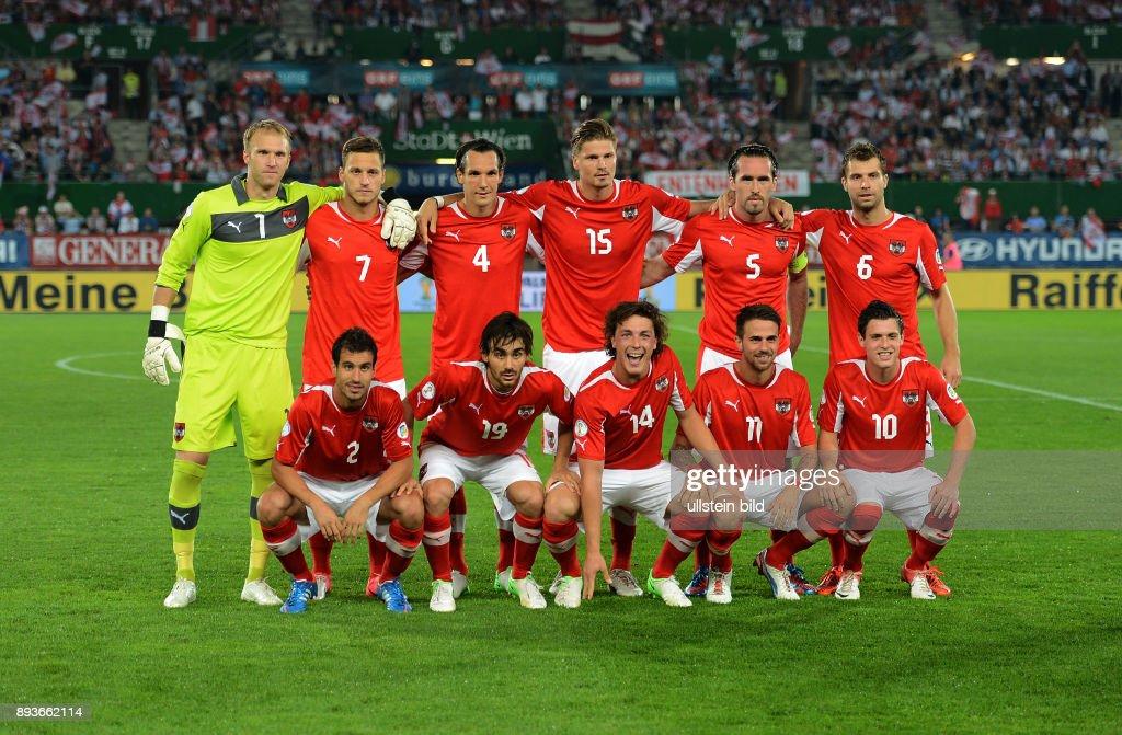 Fussball Weltmeisterschaft Brasilien 2014 Qualifikation