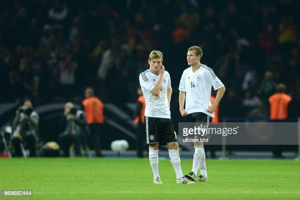 FIFA FußballWeltmeisterschaft Brasilien 2014 Qualifikation Gruppe C Fussball International WM Qualifikation 2014 Deutschland Schweden Enttaeuschung...