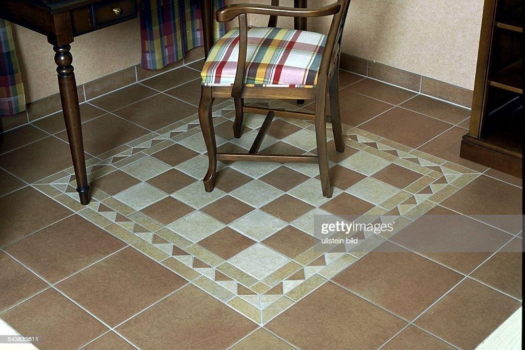 Fußbodenfliesen Aus Feinsteinzeug Der Serie U0027Indian Stoneu0027 Der Firma  Villeroy Boch Fliesen Bodenbelag