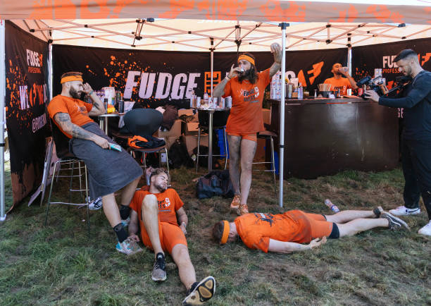 GBR: Fudge Professional Official Hair Products Partner For Tough Mudder 2021