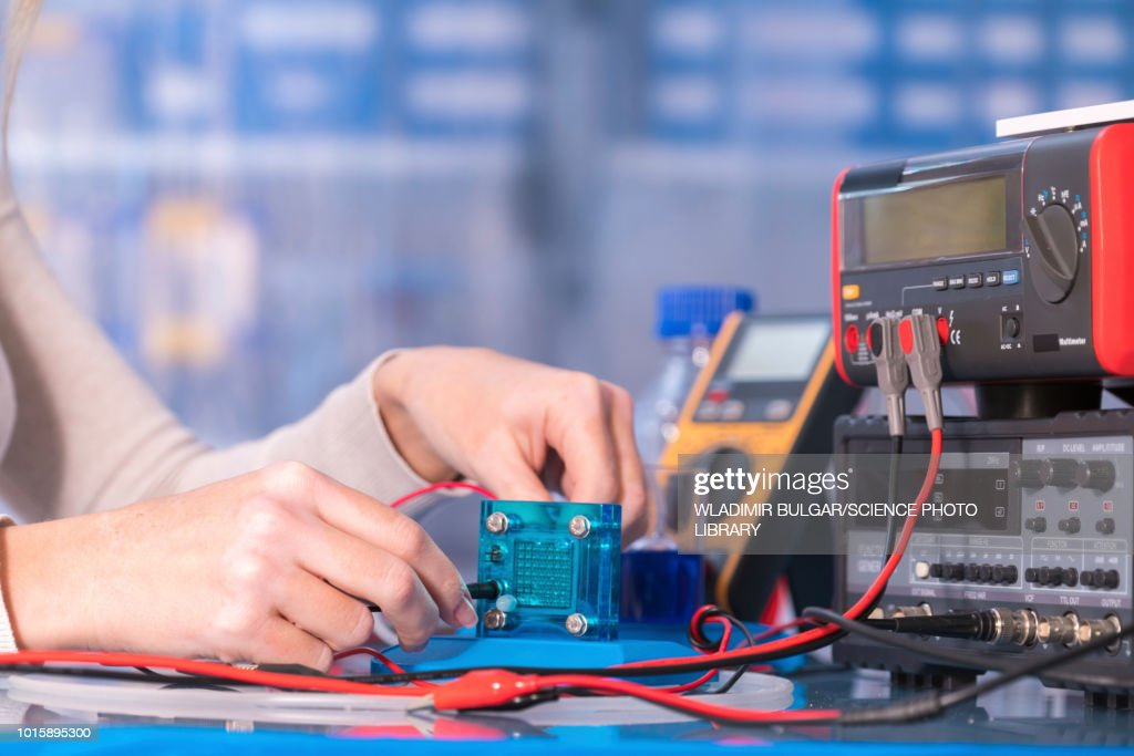 Fuel Cell Research Stock Photo - Getty Images