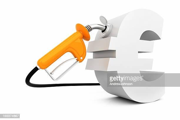 Combustible concepto de costos