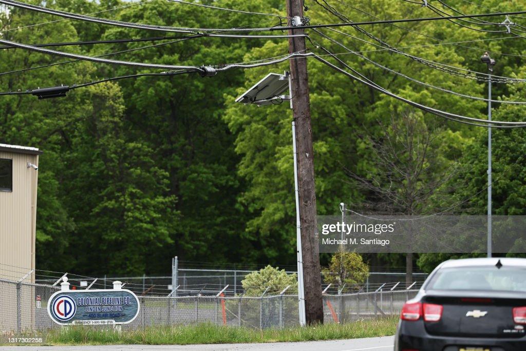 Cyberattack Forces Shutdown Of Major U.S. Fuel Pipeline : News Photo