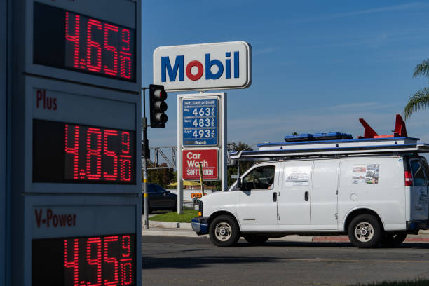 CA: No Relief In Sight At Pump With U.S. Gasoline Demand Surging