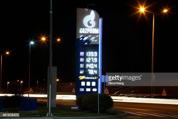 25 Fuel Prices And Sales At Nis Gazprom Neft Gas Stations In