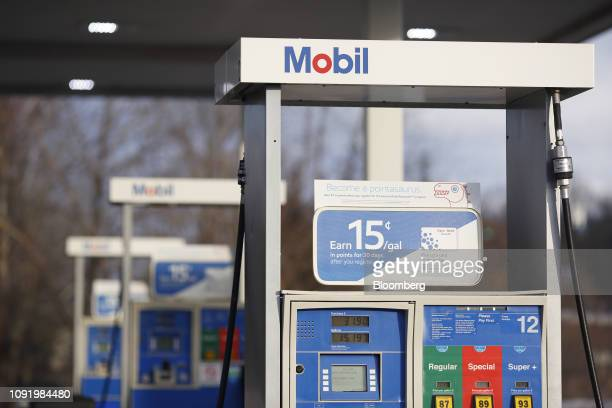 Exxon Mobil Pictures and Photos - Getty Images