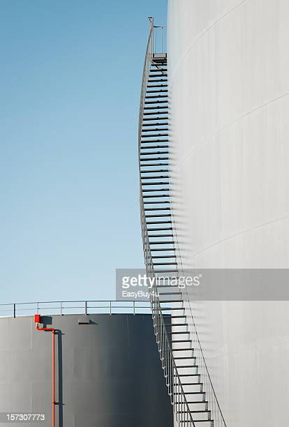 fuel tank - fuel storage tank stock photos and pictures