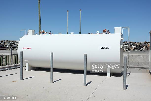 fuel tank - silo stock photos and pictures