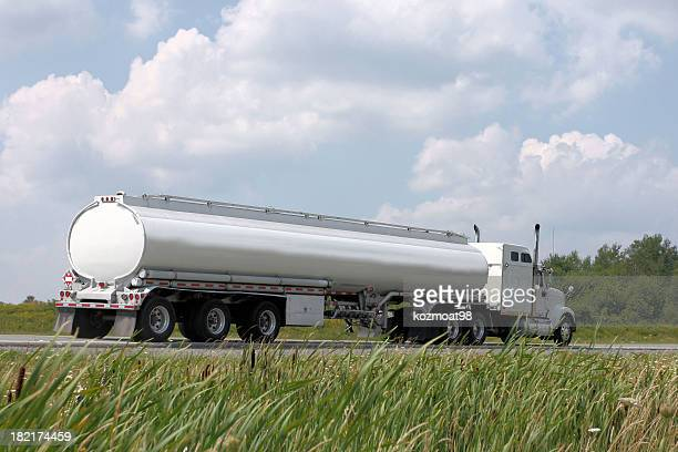 fuel tanker - tanker stock photos and pictures