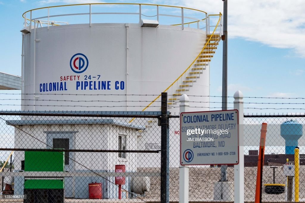 US-IT-CRIME-HACKING-PIPELINE : News Photo