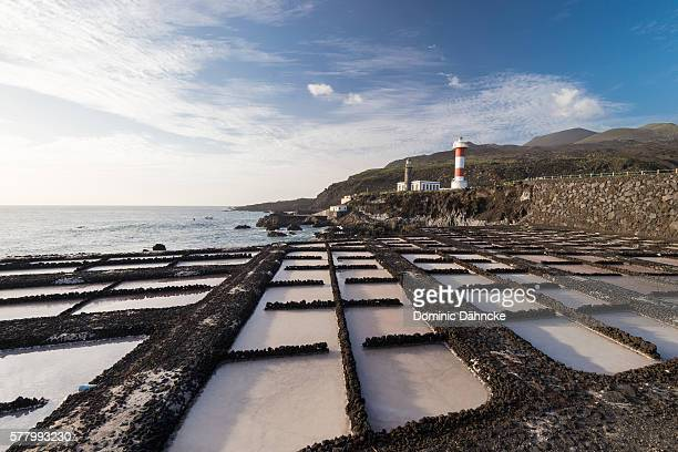 fuencaliente's lighthouses (la palma island. canaries. spain) - atlantic islands stock pictures, royalty-free photos & images