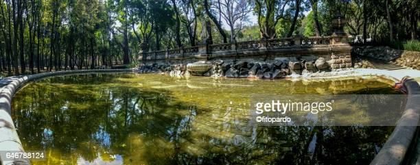 Fuente de la Templanza in Chapultepec Park
