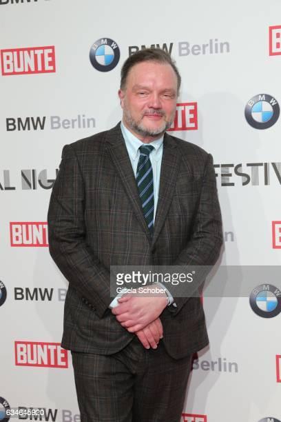Fuerst Alexander zu SchaumburgLippe during the BUNTE BMW Festival Night during the 67th Berlinale International Film Festival Berlin at restaurant...