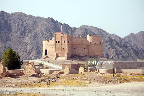 Fujairah fort UAE Middle East