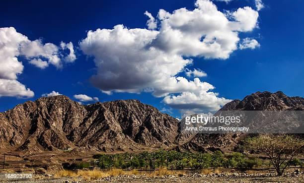 Fujairah mountains