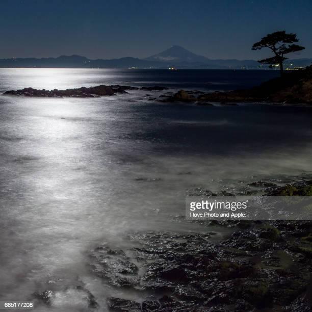 Fuji night view