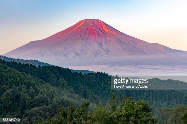 Fuji view at Oshino