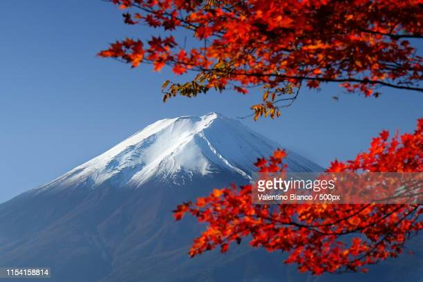 fuji-san - aeolian islands stock pictures, royalty-free photos & images