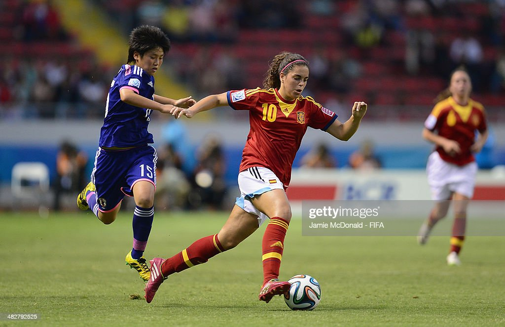 Japan v Spain: Final - FIFA U-17 Women's World Cup Costa Rica 2014 : News Photo
