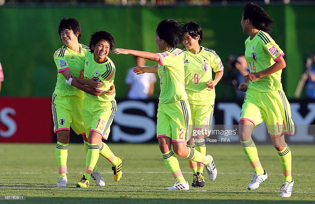 Venezuela v Japan: Semi Final - FIFA U-17 Women's World Cup Costa Rica 2014 : Fotografía de noticias
