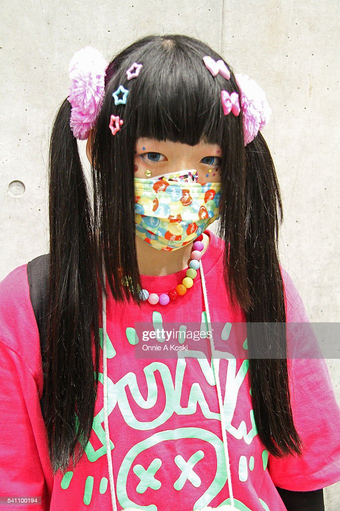 Street Style - Tokyo - May 2016 : News Photo