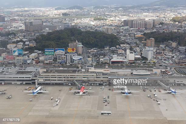 Fukuoka Airport in Japan