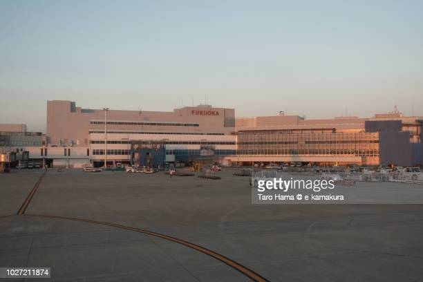Fukuoka International Airport (FUK) in Japan