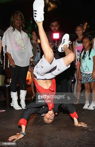 Fulano dances at Fulano's Fun House at SL on June 16 2012 in New York City