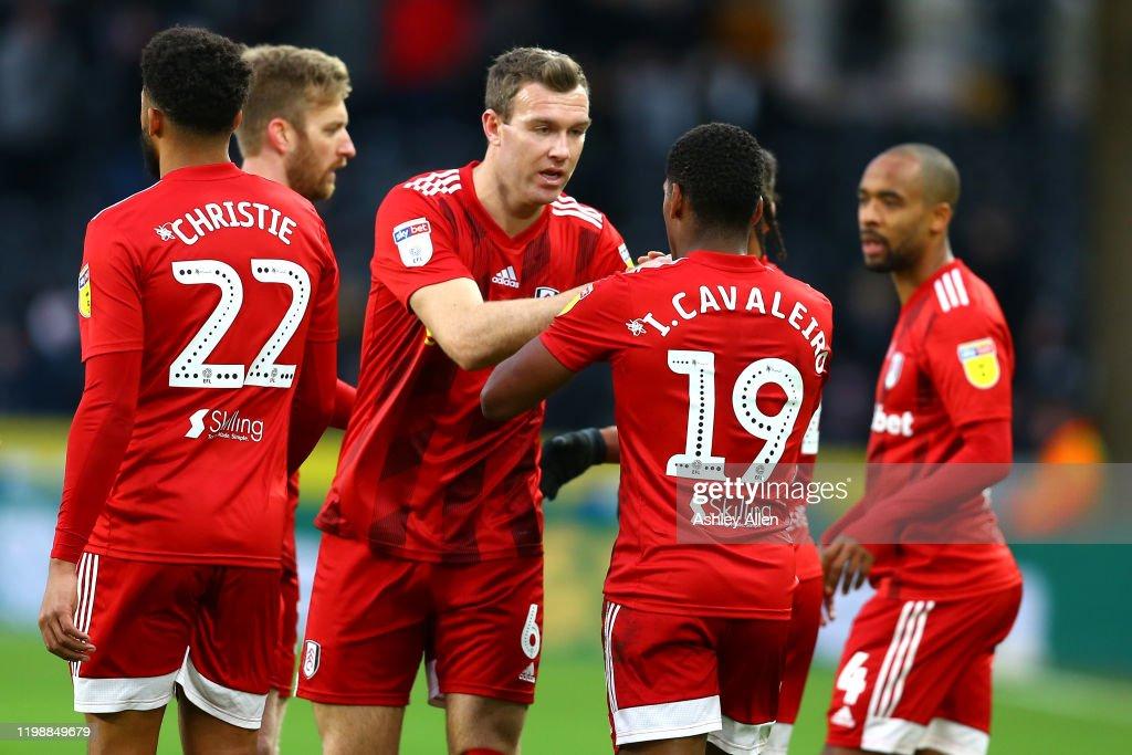 Hull City v Fulham - Sky Bet Championship : News Photo