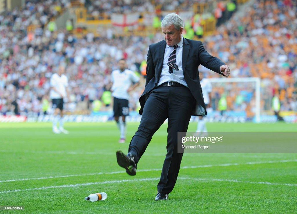 Wolverhampton Wanderers v Fulham - Premier League : News Photo
