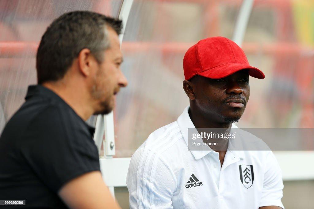Reading v Fulham - Pre-Season Friendly : News Photo
