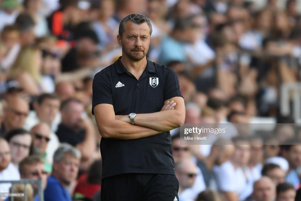 Fulham v Celta Vigo - Pre-Season Friendly : News Photo