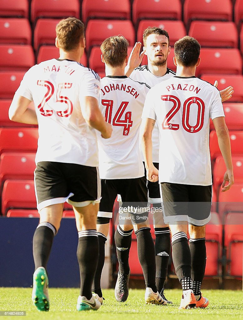 Barnsley v Fulham - Sky Bet Championship