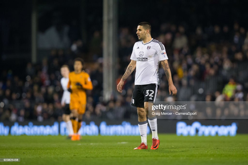 Fulham v Wolverhampton Wanderers - Sky Bet Championship : News Photo