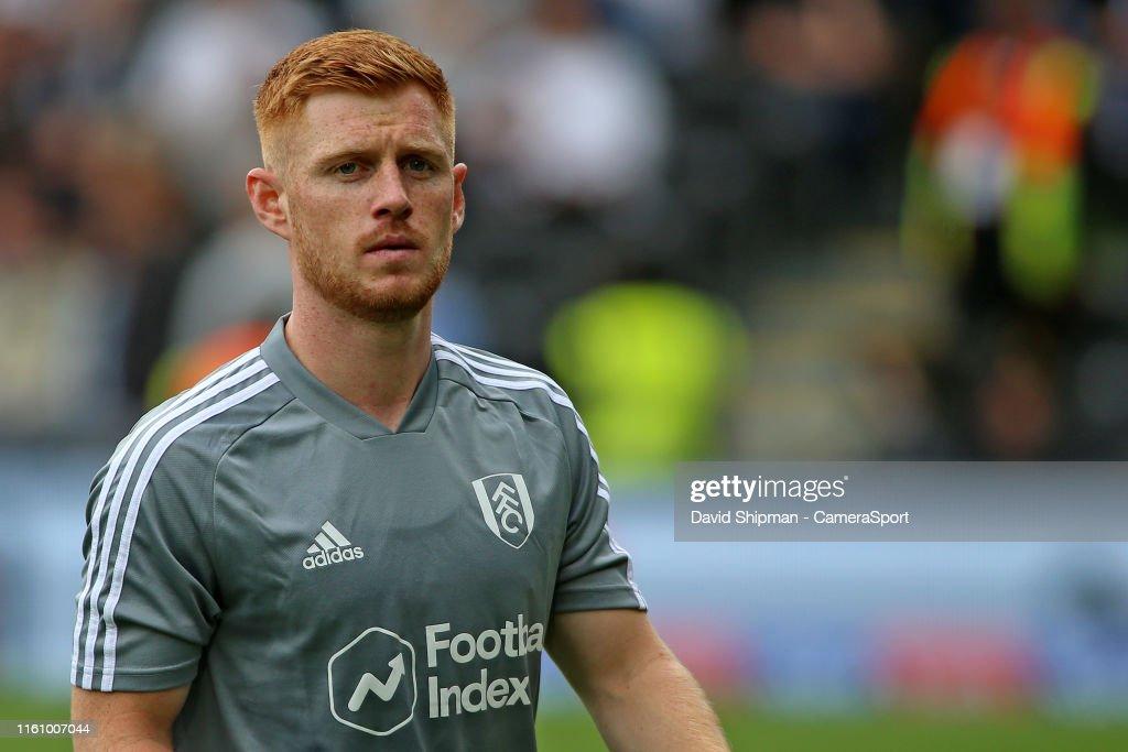 Fulham v Blackburn Rovers - Sky Bet Championship : News Photo