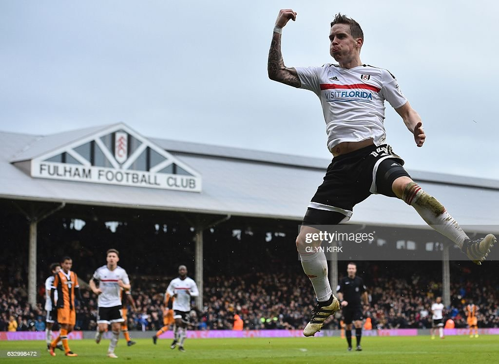 FBL-ENG-FA CUP-FULHAM-HULL CITY : ニュース写真