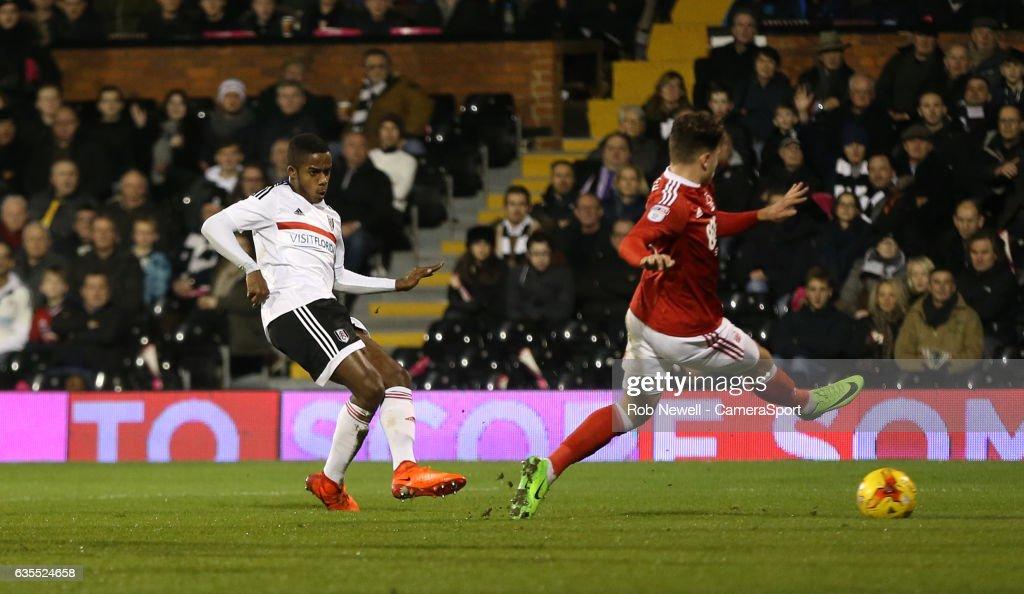 Fulham v Nottingham Forest - Sky Bet Championship : News Photo
