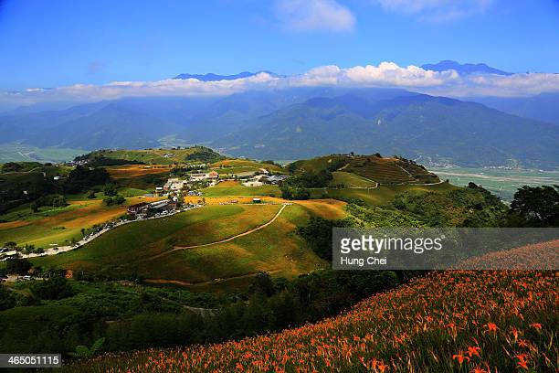 fuli township, hualien county liushidanshan - hualien county stock pictures, royalty-free photos & images