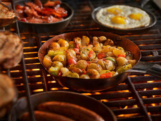 Easy Camping Meals for Large Groups