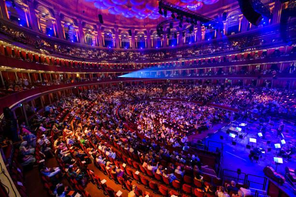 GBR: Royal Albert 150th Anniversary Concert -  Show