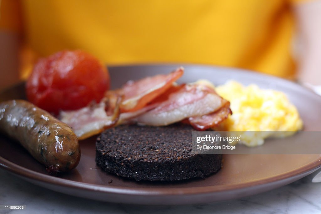 Full english breakfast : Stock Photo